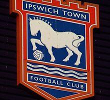 Ipswich Town Football Club by wiggyofipswich