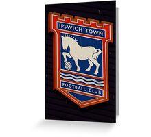 Ipswich Town Football Club Greeting Card