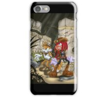 knuckles & Tails iPhone Case/Skin