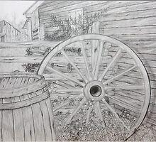 Wagon Wheel by Graeme And Samanatha Cole