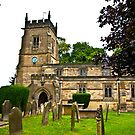 Slingsby Church  by Trevor Kersley