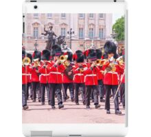 London Marching Band iPad Case/Skin