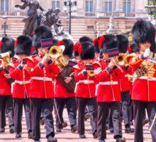 London Marching Band Sticker