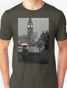 The Pink Umbrella Unisex T-Shirt