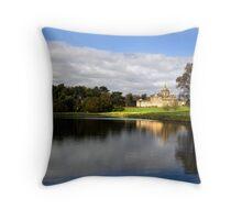 Castle Howard Throw Pillow