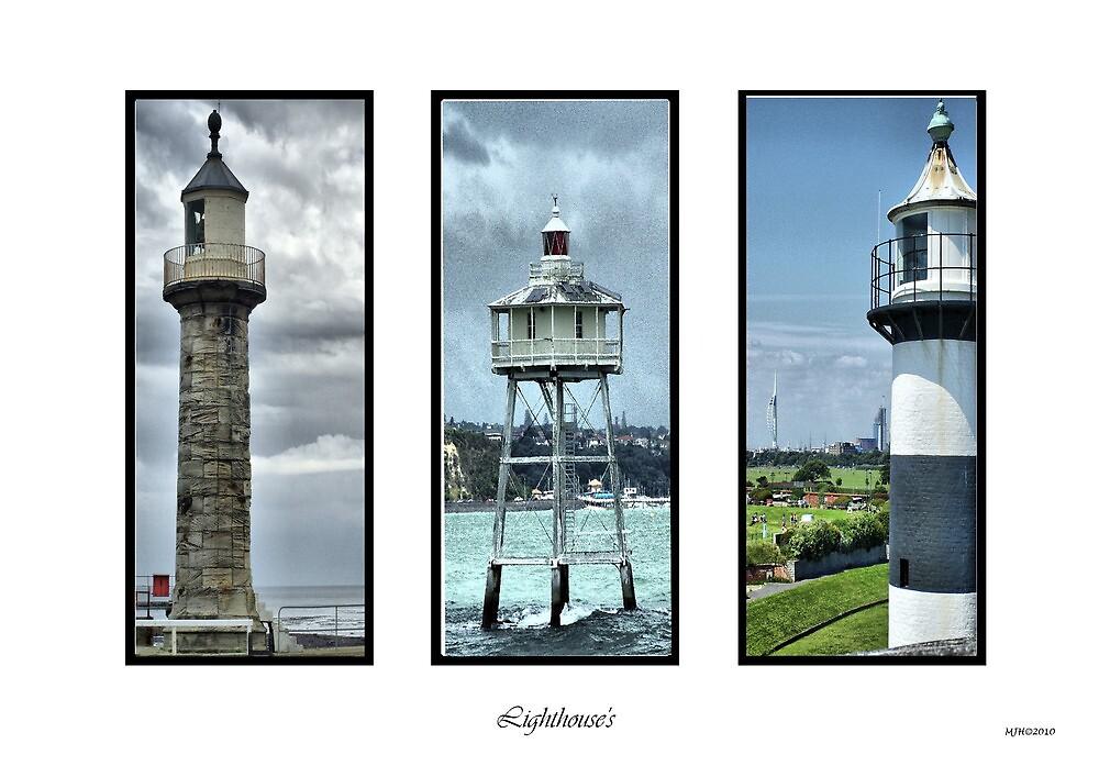 Lighthouse's by mickyman13