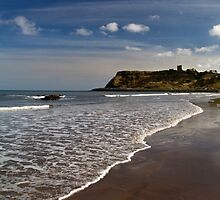 North Bay, Scarborough by Theresa Elvin
