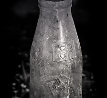 School Milk Bottle by photomusdigital