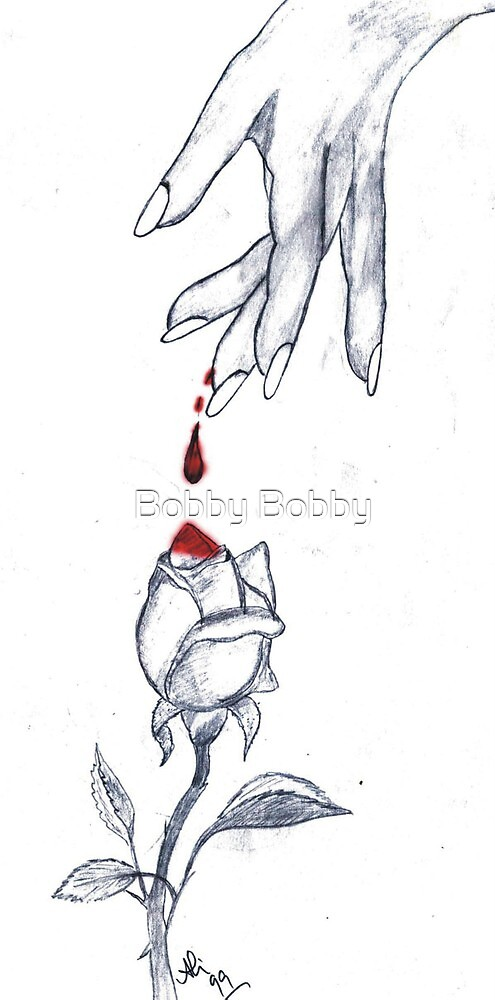 From my heart....Red red Rose by Bobby Dar