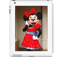 Sassy Minnie Mouse iPad Case/Skin