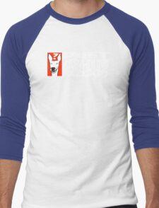 Daft Greyhound Records Men's Baseball ¾ T-Shirt