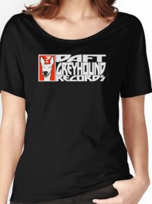 Daft Greyhound Records Women's Relaxed Fit T-Shirt