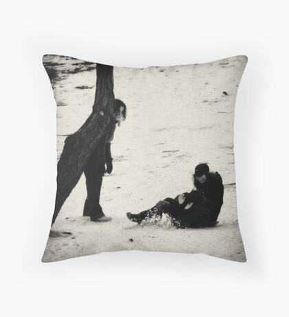 NYC moments #9 Throw Pillow