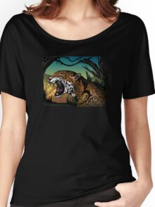 Jaguar Women's Relaxed Fit T-Shirt