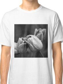 Tulips In Drops Classic T-Shirt