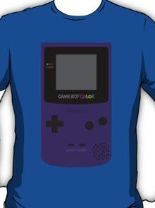 Game Boy Indigo T-Shirt