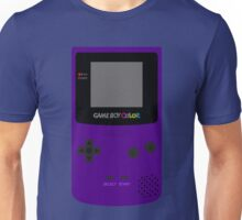 Game Boy Indigo Unisex T-Shirt