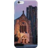 The Church of St. Mary/St. Paul - After the Storm iPhone Case/Skin