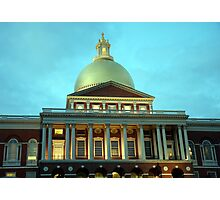 State House Photographic Print