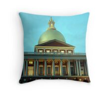 State House Throw Pillow