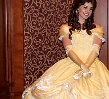 Classic Belle by nadiasneverland