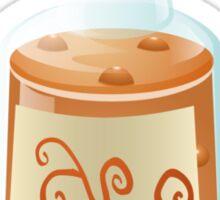 Orange Potion Sticker