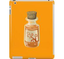 Orange Potion iPad Case/Skin