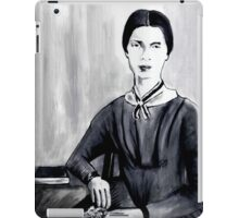 Emily Dickinson iPad Case/Skin