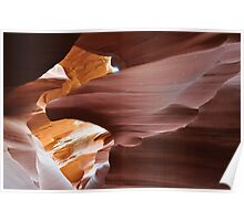 Slot Canyon Poster