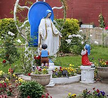 Our Lady of lourdes-another version by henuly1