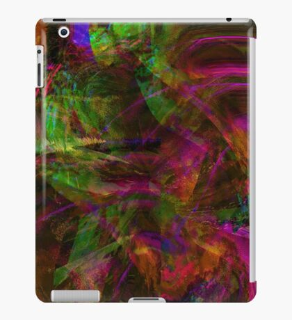 LET'S PARTY iPad Case/Skin