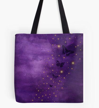 Follow The Butterflies Tote Bag