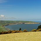Robin Hood's Bay from Ravenscar by Rod Johnson