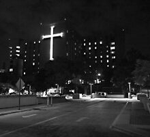 Cross by Jacqueline Ison