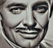 Clark Gable Sticker