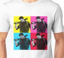 Booker DeWitt Pop Art Unisex T-Shirt