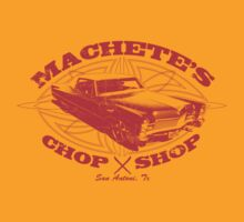 Machete Chop Shop