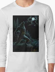 Howl of the Werewolf Long Sleeve T-Shirt