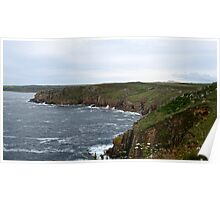 Lands End (Cornwall) Poster