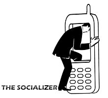 THE SOCIALIZER by Calgacus