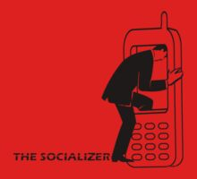 THE SOCIALIZER One Piece - Short Sleeve