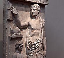 Ancient Greek Vulcan by Revenant