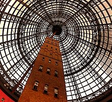 The Right Shot - Coops Shot Tower, Melbourne Australia - The HDR Experience by Philip Johnson