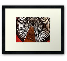 The Right Shot - Coops Shot Tower, Melbourne Australia - The HDR Experience Framed Print