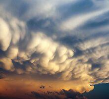Clouds II by Michel Lorente