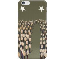 The Crowd iPhone Case/Skin