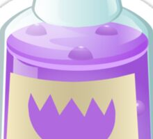 Purple Potion Sticker