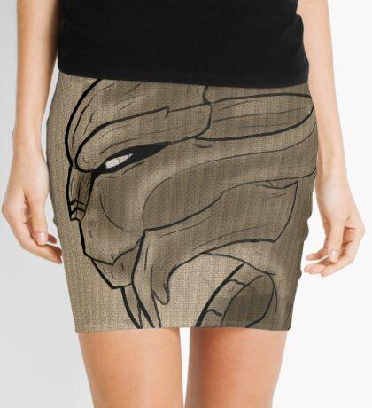 Turians principles Mini Skirt