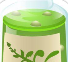 Green Potion Sticker