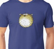 Unique puffer fish sea animal Unisex T-Shirt